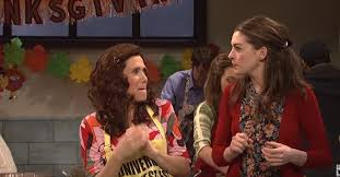 relive the best thanksgiving sketch kristen wiig performed on