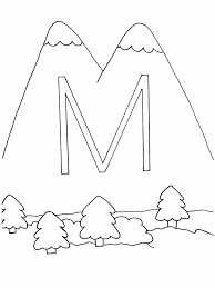 letter coloring pages 3 coloring pages to print