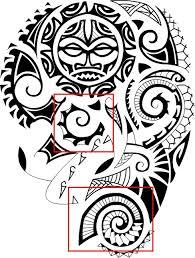 polynesian symbols meanings shells hanslodge cliparts