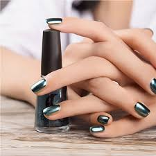 6ml women u0027s fashion new chrome metallic mirror effect nail polish