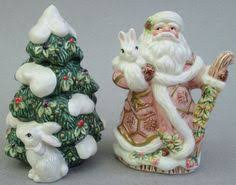 fitz and floyd st nick salt pepper by fitz and floyd 14 99