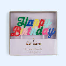 happy birthday candle buy the meri meri happy birthday candle tried tested by kidly