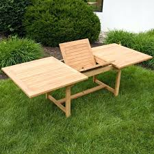 Teak Outdoor Dining Table And Chairs Articles With Teak Outdoor Dining Table Set Tag Charming Teak