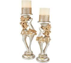 halloween candles amazon flameless candles u2014 home u0026 garden u2014 qvc com