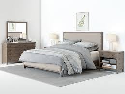 3d pottery barn toulouse bedroom set cgtrader