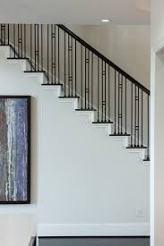 Frank Banister Wrought Iron Railing In Our Random Bent Design Great Ideas