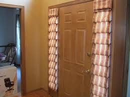 Curtains For Front Door Window Front Door Sidelight Curtain Rods2000 X 2000 Window Treatments For