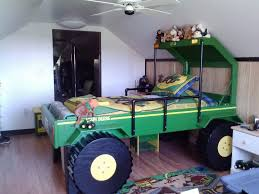 Boys Bed Frame Deere Bed Logan S Room Pinterest Deere Bed