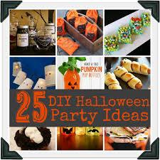 halloween birthday party decorations