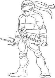 teenage mutant ninja turtle coloring magical minds