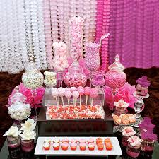 wedding candy table how to create a sweet and stunning candy buffet bridalguide