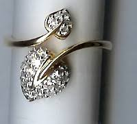 finger ring designs for diamond rings manufacturer exporter from surat