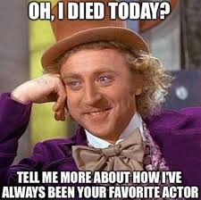 Made Meme - condescending wonka is a very bad meme and nobody should like it