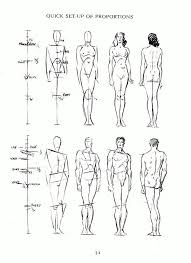 Anatomy Of Human Body Sketches 45 Best Art Instruction Human Anatomy And Proportions Images On