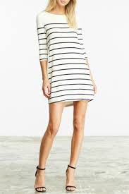 cupcakes u0026 cashmere bali stripe dress from texas by le marche