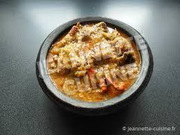 sauce gombo plat africain jeannette cuisine