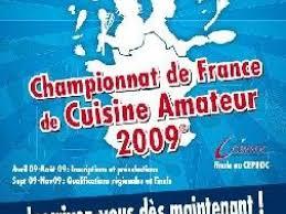 cuisine ludique le chionnat de de cuisine un concours gourmand