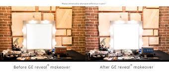 lighting for makeup artists reveal info ge lighting america