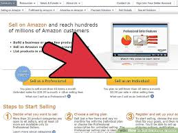 how to sell books on amazon 15 steps with pictures wikihow
