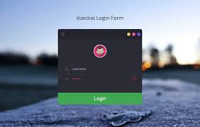 Template For Login Form by 20 Web Login Template Signup Registration Form Material Ui