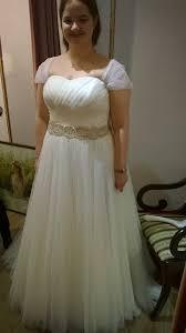 wedding dress for big arms show me your um big arms