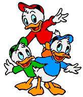 coloring appealing donald duck nephews louie coloring