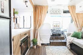 Rv Modern Interior Rv Owners Who Replaced Their Dining Booth Rv Inspiration