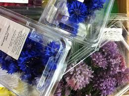 market moments prahran market making it pretty edible flowers