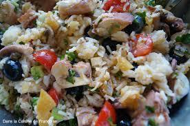 cuisiner les poulpes poulpe en salade dans la cuisine de françoise