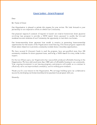 sample proposal cover letter inspirational how to write a