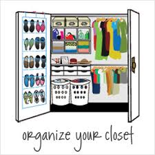 how to organize your closet online class