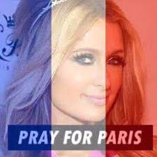 Paris Hilton Meme - pray for paris hilton 2015 paris terrorist attacks know your meme