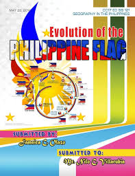 evolution of the philippine flag