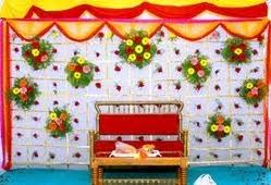 Marriage Decorations Marriage Stage Decorations In Chennai Choolaimedu By Selva