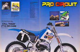 motocross race today factory race bikes of 1991 moto related motocross forums