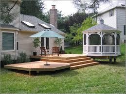 Backyard Decks And Patios Ideas Attractive Backyard Deck And Patio Ideas Deck Patio Ideas Backyard
