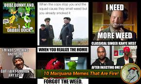 Smoking Weed Memes - marijuana memes that are fire