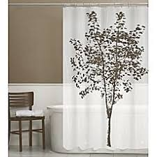 Bed Bath And Beyond Modesto Image Of Forest Peva Shower Curtain In Grey Bed Pinterest