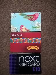 half gift cards gift cards half price in ivybridge gumtree
