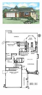 southwest floor plans 50 best southwest house plans images on car garage