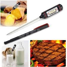 thermometre cuisine sonde cuisine cuisson des aliments thermomètre numérique viande sonde