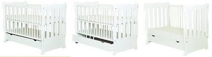 22 part set cot karen with drawer mattress bedding set