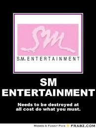 Sm Meme - kpop fanbase sm crashing down