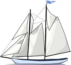 top boat black and white sailboat clip art of clipart drawing