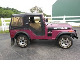 1974 jeep renegade jeep renegade for sale find or sell used cars trucks and suvs