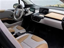 spied tesla model 3 interior has similar minimalism to bmw i3