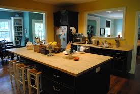 Butcher Block Kitchen Islands Countertops Butcher Block Countertops Kitchens Kitchen