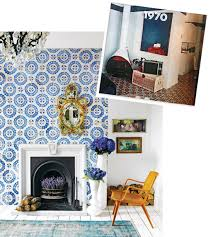 five home design trends then and now