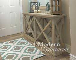 soldvintage farmhouse pine buffet console table entryway