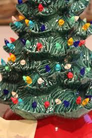 vintage ceramic christmas tree vintage ceramic christmas tree